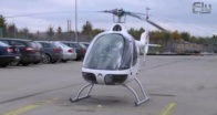 Helikopter 'Cabri'